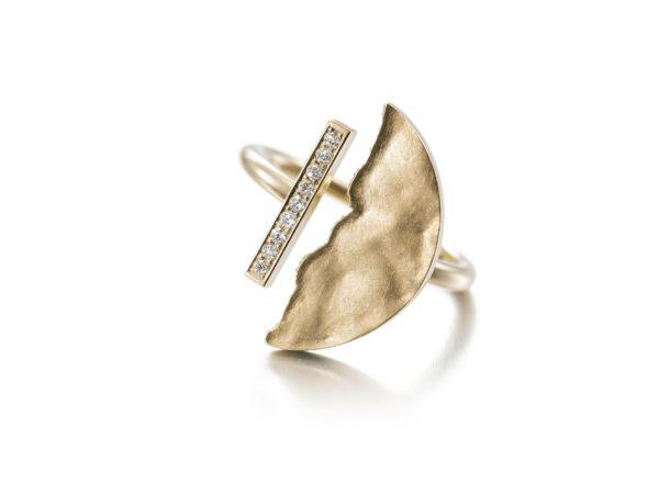 Box Jewellery Rings  Keski PomppuKeski Pomppu ring in gold