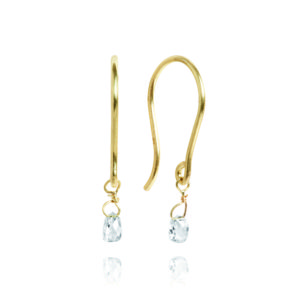 Carré Jewellery Earrings  BIRDY NUM NUMDiamond drop earrings
