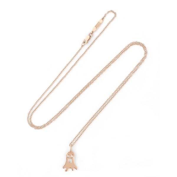 Josina Necklaces  BooBoo necklace in rosegold