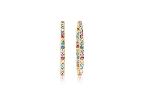 Sif Jakobs Jewellery Earrings Hoops  BovalinoBovalino Earrings