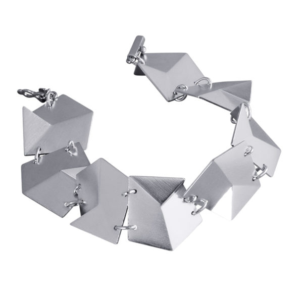 Sofie Lunøe Bracelets  FlakeSilver Flake Bracelet