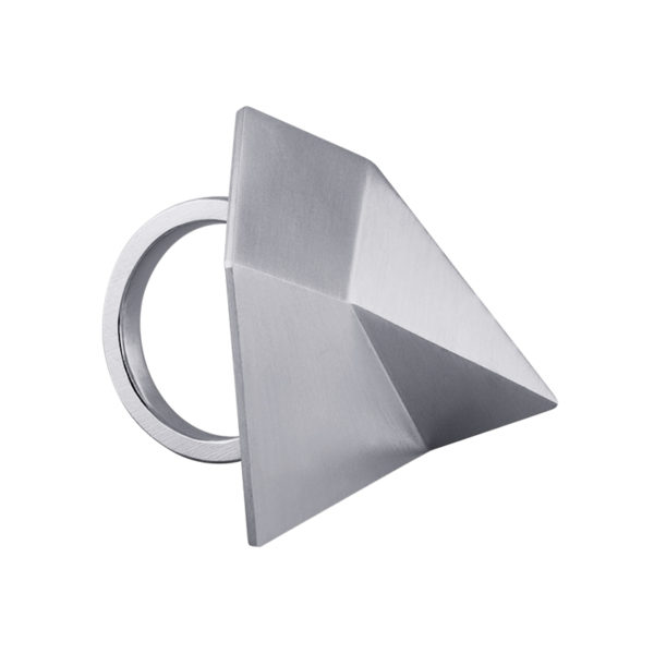 Sofie Lunøe Rings  FlakeSilver Flake Ring