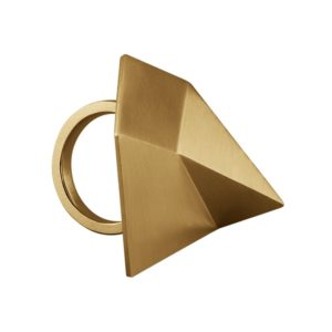 Sofie Lunøe Rings  FlakeGold Flake Ring