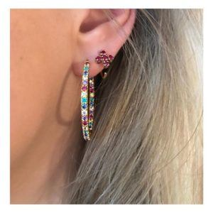 Sif Jakobs Jewellery Earrings Hoops  BovalinoBovalino Earrings
