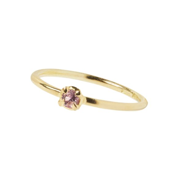 Carré Jewellery Rings  FOREVER AFTERPink sapphire ring