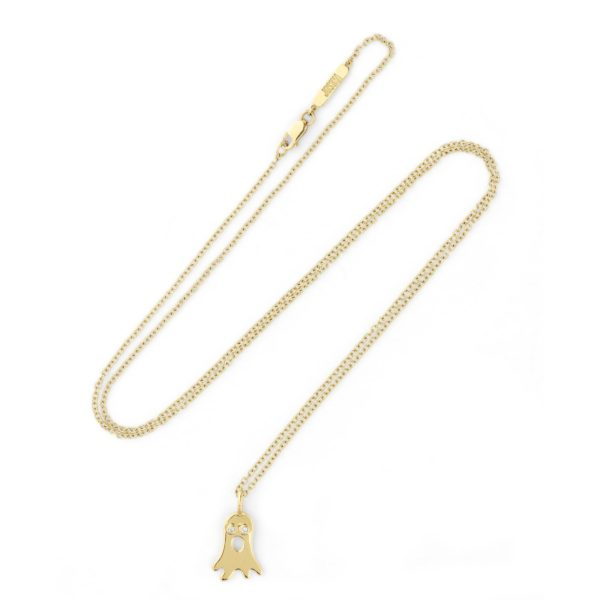 Josina Necklaces  BooBoo necklace in gold