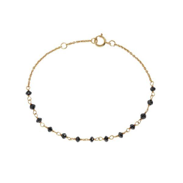 Carré Jewellery Bracelets  CONTEMPORARY COCKTAILBlack diamond bracelet