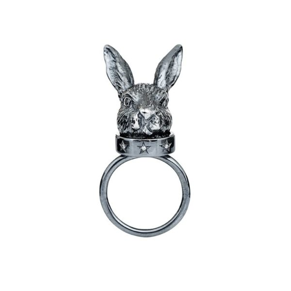 Nord By Thomsen Rings  The Crazy Animal CollectionThe Moon Rabbit