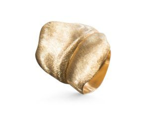 Ole Lynggaard Copenhagen Rings  Large Leaves ring