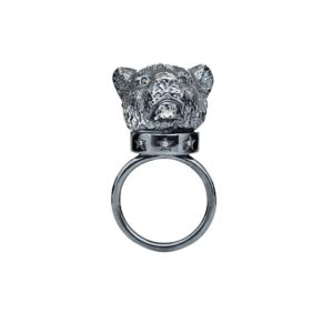 Nord By Thomsen Rings  The Crazy Animal CollectionThe Tiger Ring