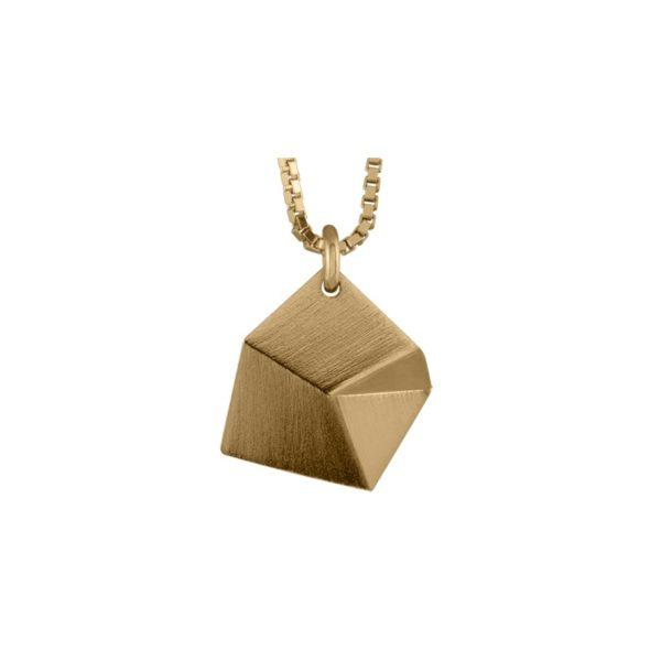 Sofie Lunøe Necklaces  FlakeGold Flake necklace