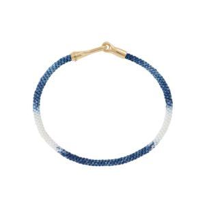 Ole Lynggaard Copenhagen Bracelets  Blue Jeans Life bracelet