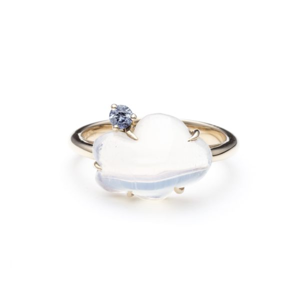 Vieri Responsible Fine Jewellery Rings  Clouds CollectionGolden Clouds Ring