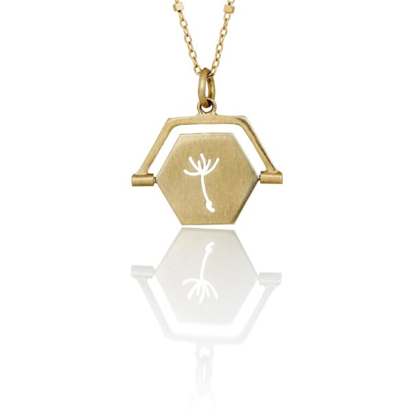 Nord By Thomsen Necklaces  Spinning SilhouetteDandelion