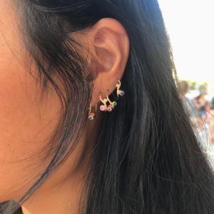 MaryLou Earrings Hoops  TiaréTiaré Creol Earring