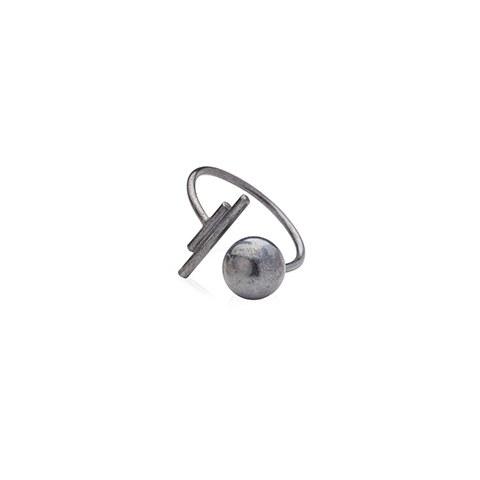 Vera Vega Rings  SymbolsBallroom rhodium ring