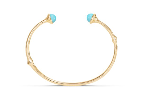 Ole Lynggaard Copenhagen Bangles Bracelets  Nature polished bangle