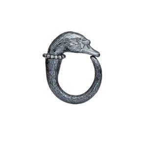 Nord By Thomsen Rings  The Crazy Animal CollectionThe Swan