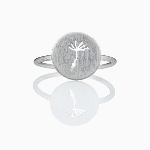 Nord By Thomsen Rings  Little SilhouetteDandelion