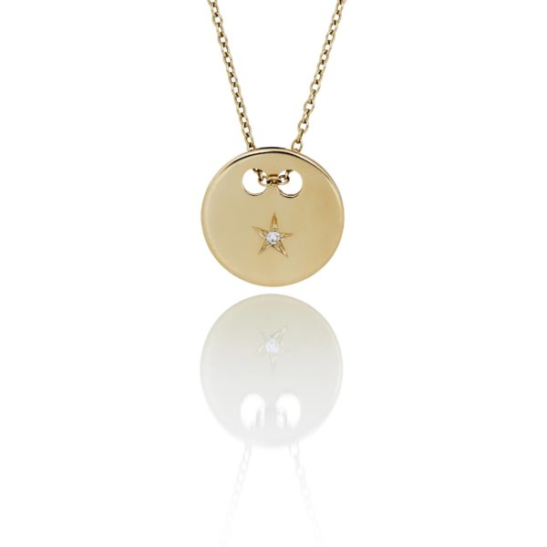 Nord By Thomsen Necklaces  Sparkling starSparkling star