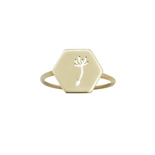 Nord By Thomsen Rings  Little SilhouetteSnowflake