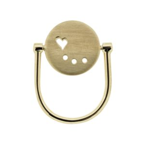 Nord By Thomsen Rings  Little SilhouetteHeart & Dots