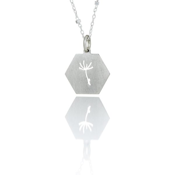 Nord By Thomsen Necklaces  Little Silhouette MediumDandelion