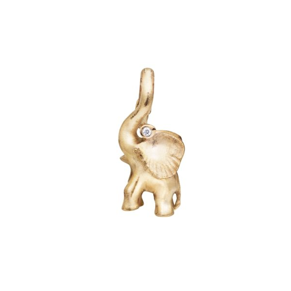 Ole Lynggaard Copenhagen Necklaces  Elephant Charm