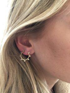 By Pariah Earrings  IHide & Seek