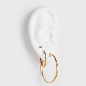 By Pariah Earrings Hoops  IIVI