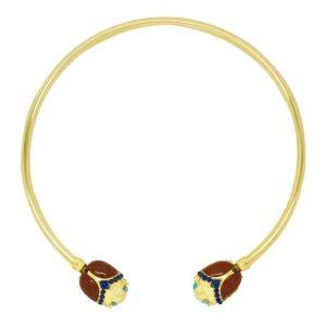Amanda Marcucci Necklaces  EgyptKhepri Turquoise Scarab
