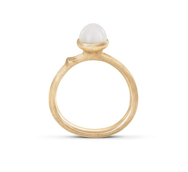 Ole Lynggaard Copenhagen Rings  LotusTiny Lotus Ring
