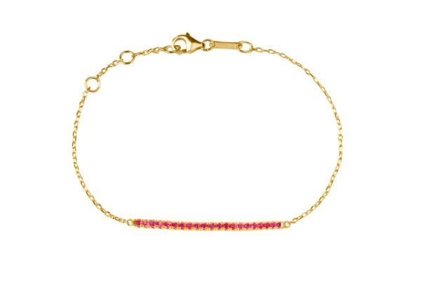 Charlotte Bonde Bracelets  IrmaEternity Bar Bracelet