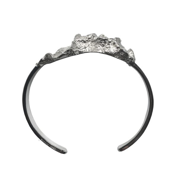 T/Raw Jewellery Rings  State of NatureSilver Coral ring