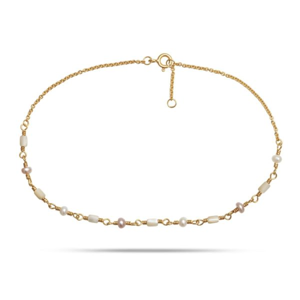 Carré Jewellery Anklets  CARRÉ ARCHIVEGoldplated Anklet