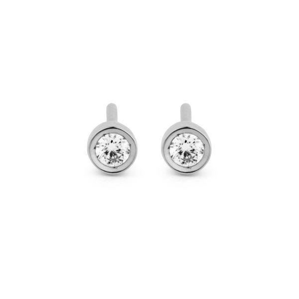 Josina Earrings  FlashWhitegold Flash Earrings