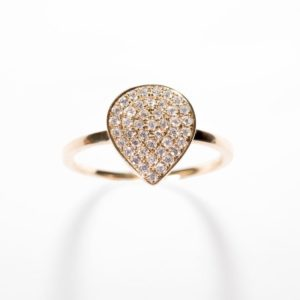 Libelula Jewellery Rings  RingsLeaf Ring