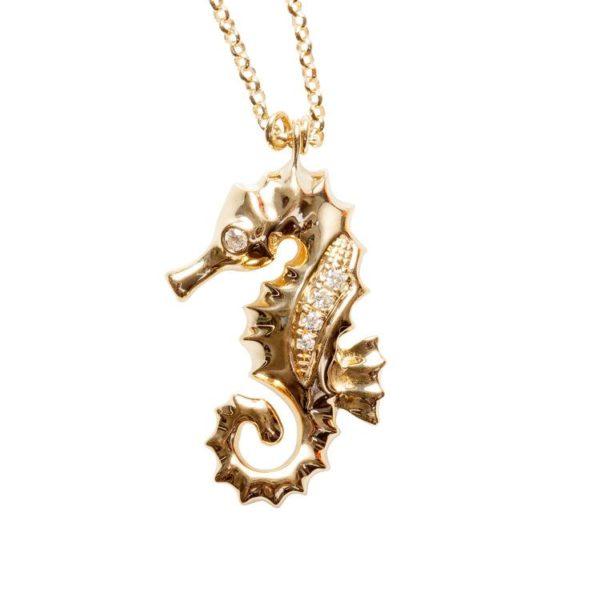 Libelula Jewellery Necklaces  NecklacesSea Horse Pendant