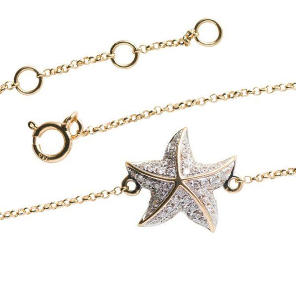 Libelula Jewellery Bracelets  BraceletsStarfish Bracelet