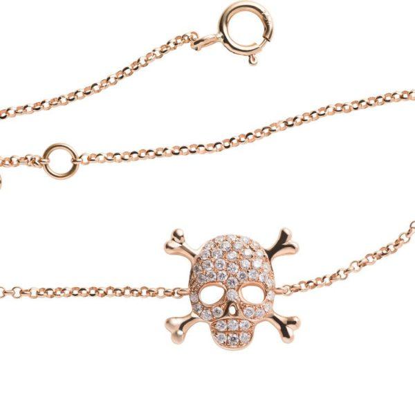 Libelula Jewellery Bracelets  BraceletsScull Bracelet