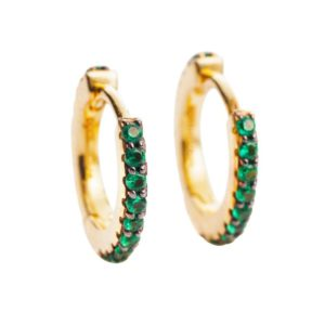 Libelula Jewellery Earrings Hoops  EarringsGolden Hoops
