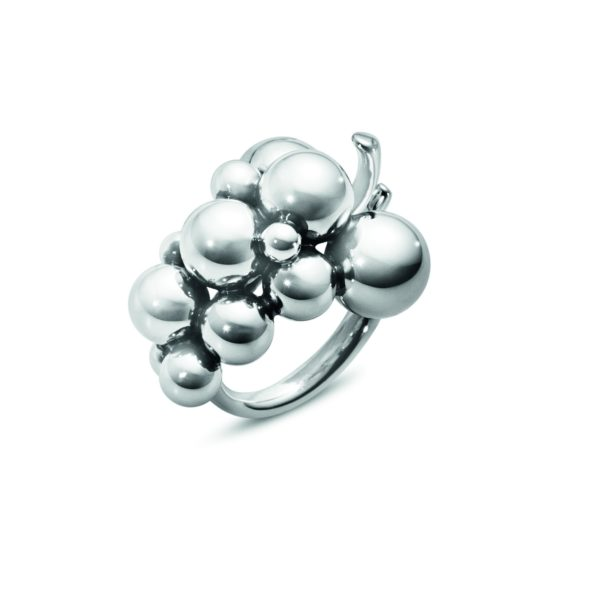 Georg Jensen Rings  Moonlight GrapesGrape Medium Ring