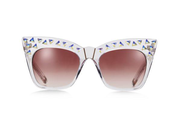 Pared Eyewear Eyewear  Swarovski Crystal Inlay x ParedKohl & Kaftans