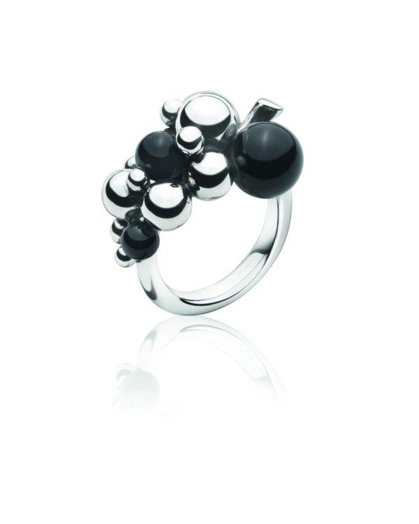 Georg Jensen Rings  Moonlight GrapesGrape Small Ring