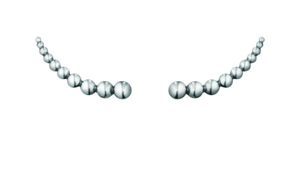 Georg Jensen Earrings  Moonlight GrapesGrape Earcuffs