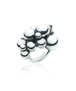 Georg Jensen Rings  Moonlight GrapesLarge Grape Ring