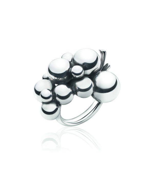 Georg Jensen Rings  Moonlight GrapesLarge Grape Ring