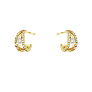 Georg Jensen Earrings  HaloHalo Earrings