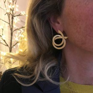 By Pariah Earrings  ISomewhere & Nowhere