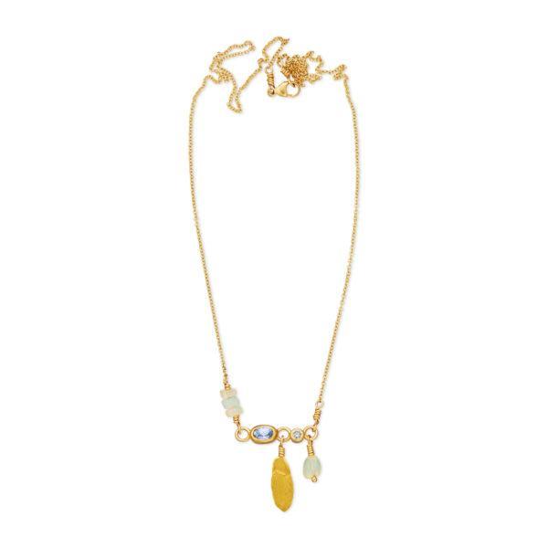 Bergsoe Jewellery Necklaces  NecklacesLeaf Necklace